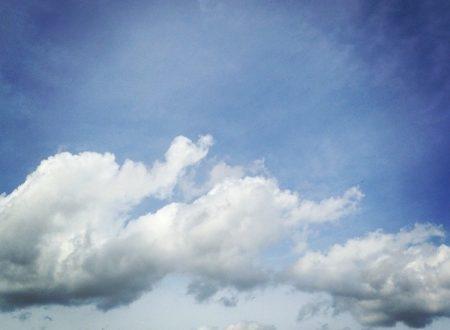 Che forma hanno le nuvole?