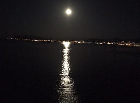 Il buongiorno della luna