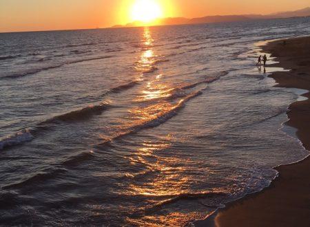 Il respiro del tramonto