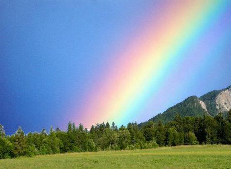 Dove finisce l'arcobaleno?
