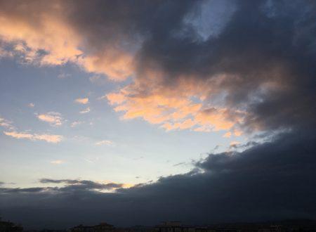 Nuvoloso buongiorno