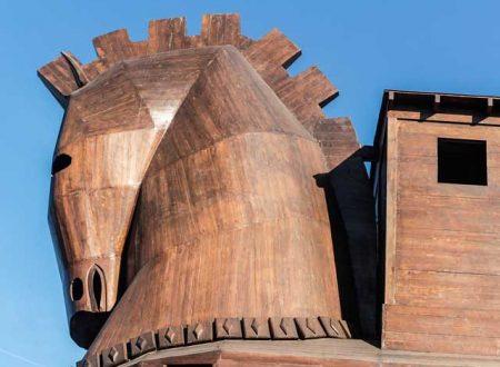 Lo stratagemma del cavallo di legno