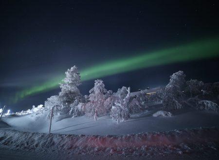L'aurora boreale